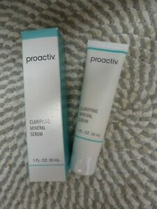 PROACTIV~~CLARIFYING MINERAL SERUM FOR YOUR FACE 1 OZ NIB