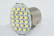 Ampoule BA15S/1156 - 22 Leds SMD Blanche 6V