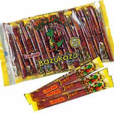 Bazukazo Tarugos Tamarindo Con Chile Mexican Tamarind Candy Sticks 20 Pcs