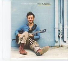(DQ10) Charlie Winston, Hello Alone - 2013 DJ CD
