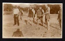 1914 RAY CHAPMAN Tragic Baseball Figure Vintage Photo