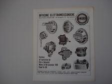 advertising Pubblicità 1969 GPM