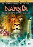 The Chronicles of Narnia: The Lion, The Witch and the Wardrobe DVD Andrew