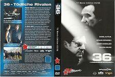 (DVD) 36 - Tödliche Rivalen - Daniel Auteuil, Gérard Depardieu, André Dussollier