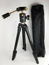 YoTilon DSLR Travel Tripod Portable for Canon Nikon Sony