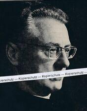Erhart Kästner - Autor - Staufen im Breisgau - um 1960      N 27-17