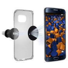 mumbi Universal magnetische Auto KFZ Handyhalterung für Lüftungsgitter PKW Handy