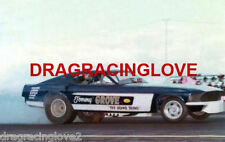 """Tommy Grove """"The Going Thing"""" 1969 Ford Mustang Nitro Funny Car Photo! #(5)"""