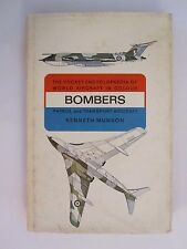 Book: Bombers Patrol and Transport Aircraft (Post WW2) Great Color Illustrations