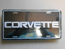 70 71 72 73 74 75 76 77 78 79 80 81 82 83 84 85 86 87 Corvette License Plate NEW