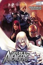Secret Avengers Volume 1: Mission to Mars Brubaker, Ed VeryGood