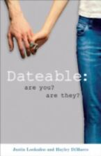 Dateable: Are You? Are They? (Paperback)  BRAND NEW!!   FAST SHIPPING