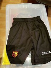 Joma Watford 2009/2010 away shorts (For age 14)