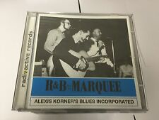 Alexis Korner R 'n' B From The Marquee 2004 MINT CD 827010003629
