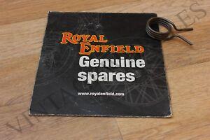 Royal Enfield Bullet Return Spring Gear Change #550072/B. Genuine Part
