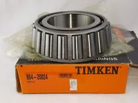 Timken 864 Tapered Roller Bearing, Single Cone, Standard Tolerance