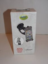 NEW Iphone 4 iGrip Window and Dash Vehicle Car Mount