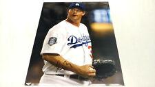 Los Angeles Dodgers Greg Maddux Autographed 11x14 Photo COA