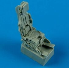 Quickboost 1/48 F-104C/J Starfighter Ejection Seat w/Safety Belts # 48504