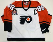 ERIC LINDROS PHILADELPHIA FLYERS 1997 STANLEY CUP NIKE JERSEY XX-LARGE