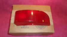 1951-1952 PLYMOUTH CONCORD DELUXE GENUINE VINTAGE OEM DRIVER TAILLIGHT LENS P22