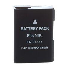 SANGER Replacement EN-EL14 Large Capacity 'Li-ion Battery for Nikon D3100 M8E2