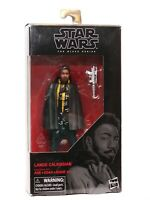 NEW Star Wars The Black Series Wave 16 | Lando Calrissian | 6-Inch Action Figure