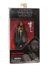 NEW Star Wars The Black Series Wave 16 - Lando Calrissian - 6-Inch Action Figure