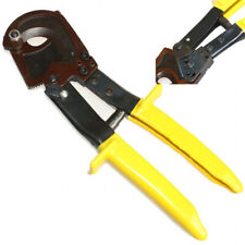 Heavy Duty Ratchet Cable Cutter Cut Up To 240mm2 Wire Cut Hand Tool New Sale