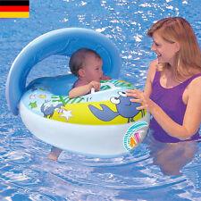 Sonnenschutz Kinder Babyboot Schwimmring Schwimmsitz Schwimmhilfe Schwimmreifen
