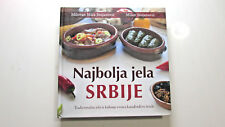 NEW BOOK NAJBOLJA JELA SRBIJE FROM  MILOVAN MICA STOJANOVIC FREE SHIPPING