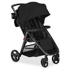 Combi Fold N Go Single Stroller in Black Brand New!! Free Shipping!!