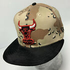 New Era Cap NBA All Chicago Bulls Desert Camouflage | Black 59FIFTY Hat