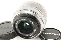 OLYMPUS M.ZUIKO DIGITAL 14-42mm 3.5-5.6 II R MSC Silver For Micro 4/3