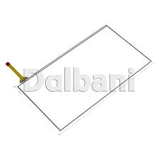 """7"""" DIY Digitizer Resistive Touch Screen Panel 1.29mm x 98mm x 163mm 4 Pin"""