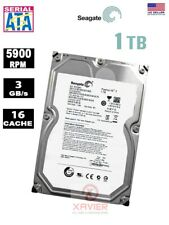 "Seagate 1TB Internal HDD 3.5"" SATA ST31000424CS PIPELINE 1000GB"