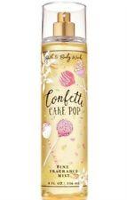 Bath & Body Works Confetti Cake Pop Fragrance Mist ~ 8 oz ~ Ships Free!