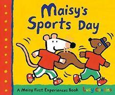 Maisy's Sports Jour par Lucy Cousins (cartonnée, 2016)