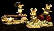 Border Fine Arts~Merrie Mice~Fruit Fun~Hitchin' A Ride & Funguys~Balancing Act