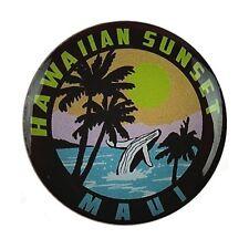 Pin Sunset Maui Kc Hawaii Lapel Hat