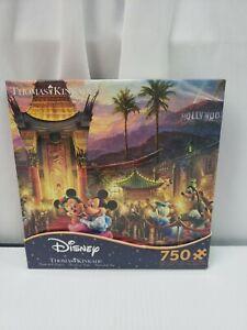 Disney Mickey Minnie Hollywood Jigsaw Puzzle 750 Piece