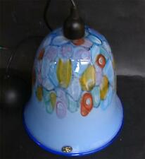 Beautiful Franco Moretti Murano glass made in Italy lamp shade  Height 21 cm.