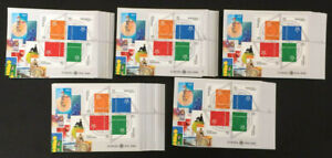 2006 Armenien; 500 Blocks Europa, postfrisch/MNH, Bl. 24, ME 1400,-