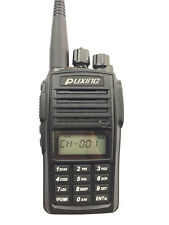 PUXING PX-568 IP67 waterproof two way radio UHF 400-470Mhz Transceiver
