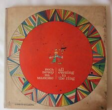 Russian English Soviet book photo album All evening in the ring Circus Clown