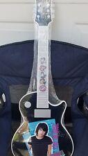 Camp Rock Memo Magnet Guitar Shaped Board New