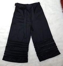 Bayo Womens Dress Pants Sz Small Black F6