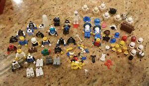 Legos Figures Parts Accessories Lot