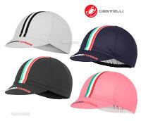 NEW Castelli CORTINA KNIT W CAP MAGENTA