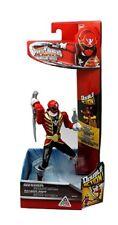 Power Rangers Súper Mega Force Red Ranger muñeco Nuevo Sellado